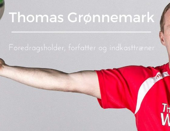 Thomas Gronnemark Throw-in Coach