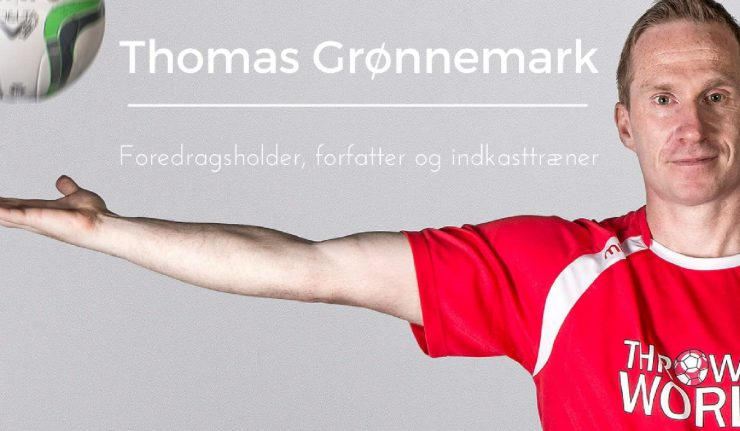 From Midtjylland to Liverpool – Thomas Grønnemark: Art of the Throw-in