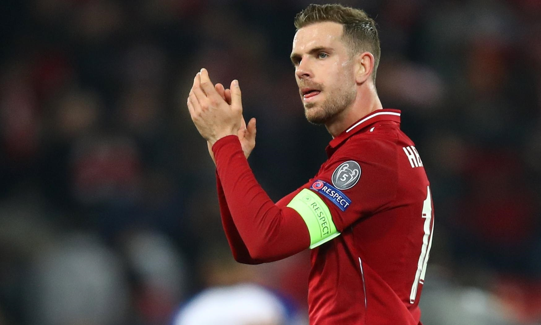 Jordan Henderson: What is the Liverpool captain's best position?