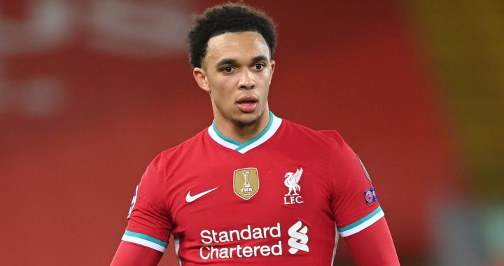 Trent Alexander-Arnold: Less is more